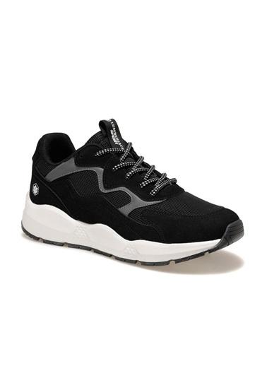 Lumberjack Erkek Siyah Sneakers 100545905  Siyah